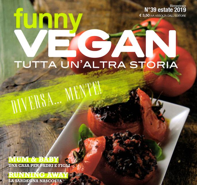 Leggi l'intervista sul n.39 di Funny Vegan