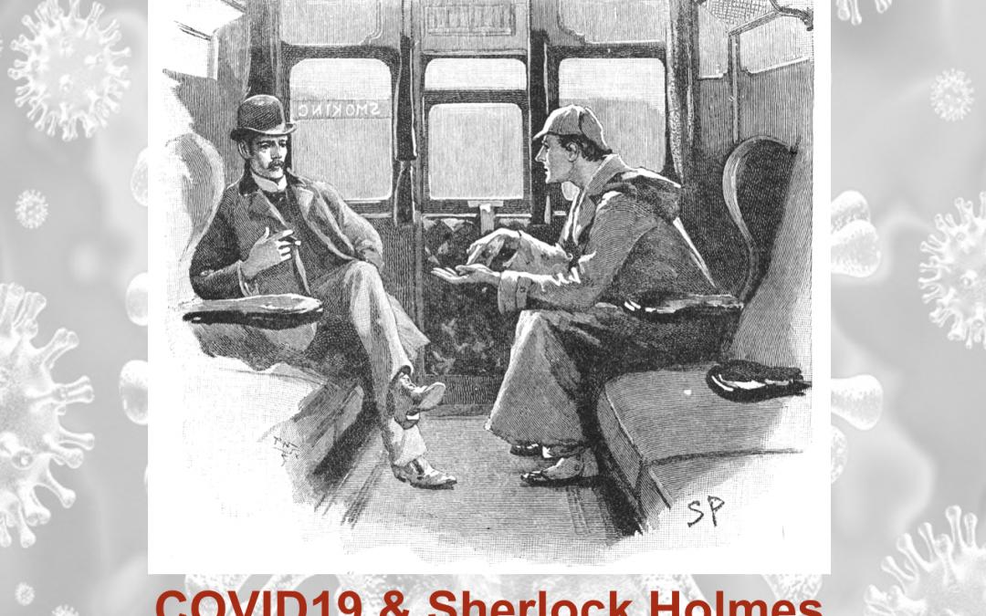 COVID19 & Sherlock Holmes  – Parte 2