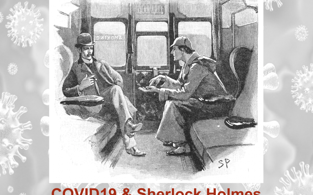 COVID19 & Sherlock Holmes – Parte 3