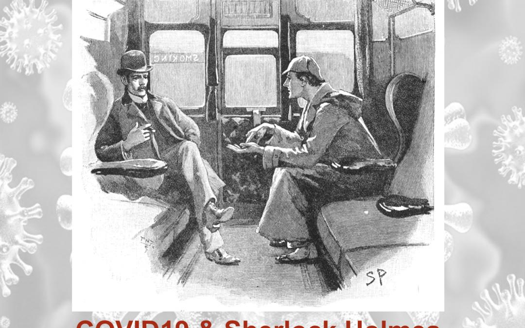 COVID19 & Sherlock Holmes – Parte 1